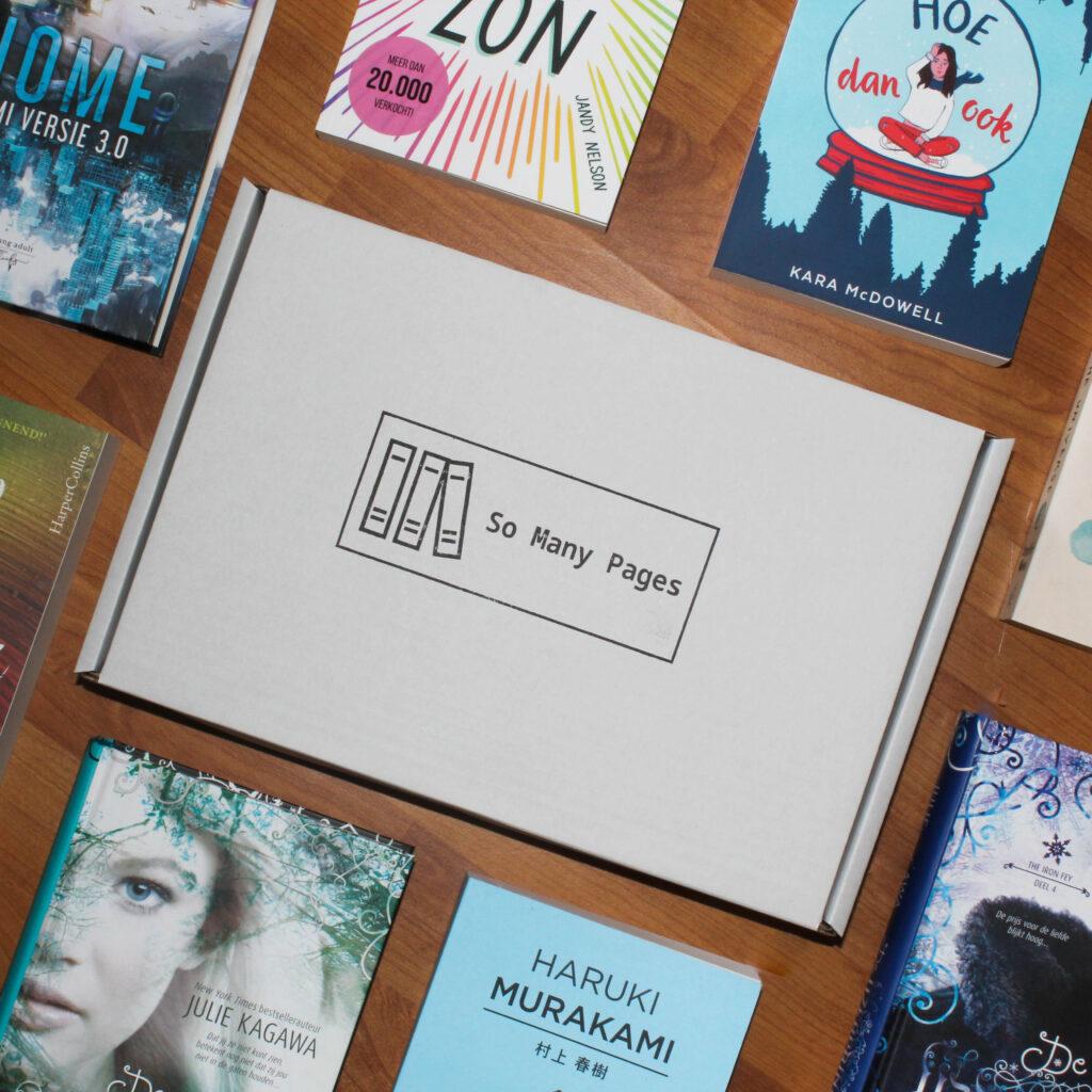 Productfoto - Boekenabonnement - Boekenbox
