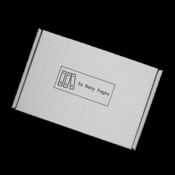 Boekenbox - zonder achtergrond