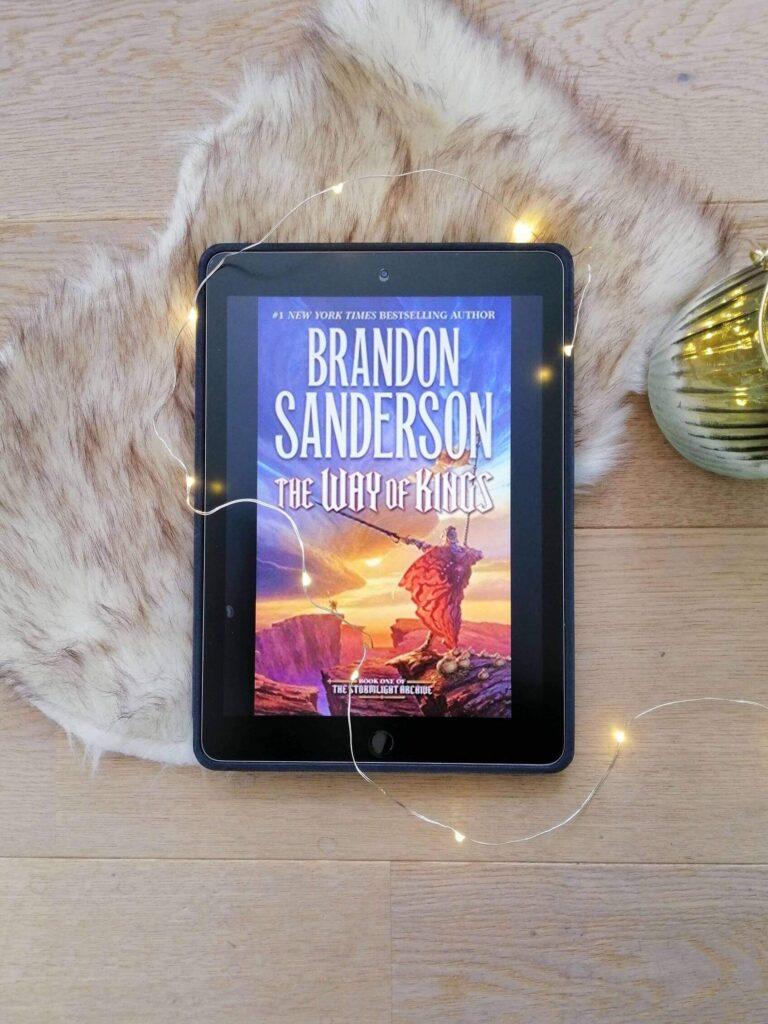 The way of kings - Bryan Sanderson