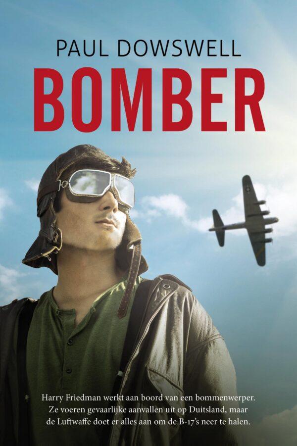 Bomber voorkant