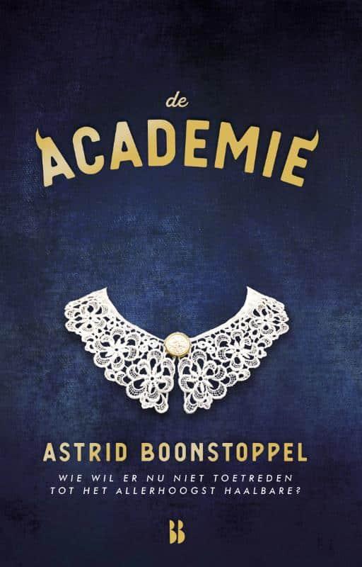 De academie voorkant