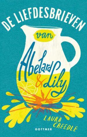 De liefdesbrieven van Abelard en Lily voorkant