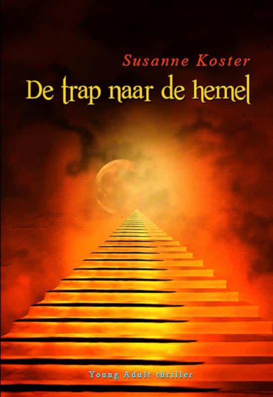 De trap naar de hemel voorkant