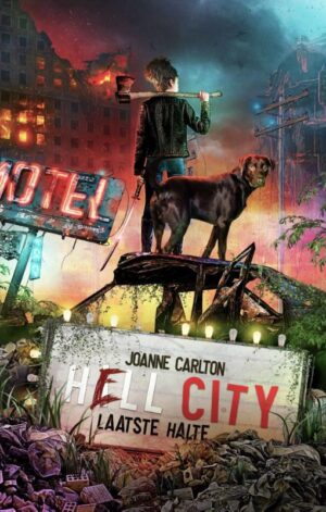Hell City voorkant