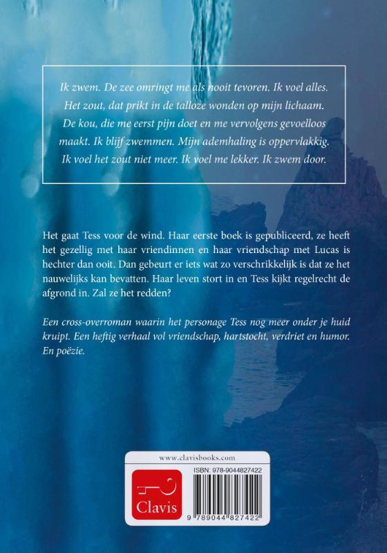 Het tweede boek van Tess achterkant