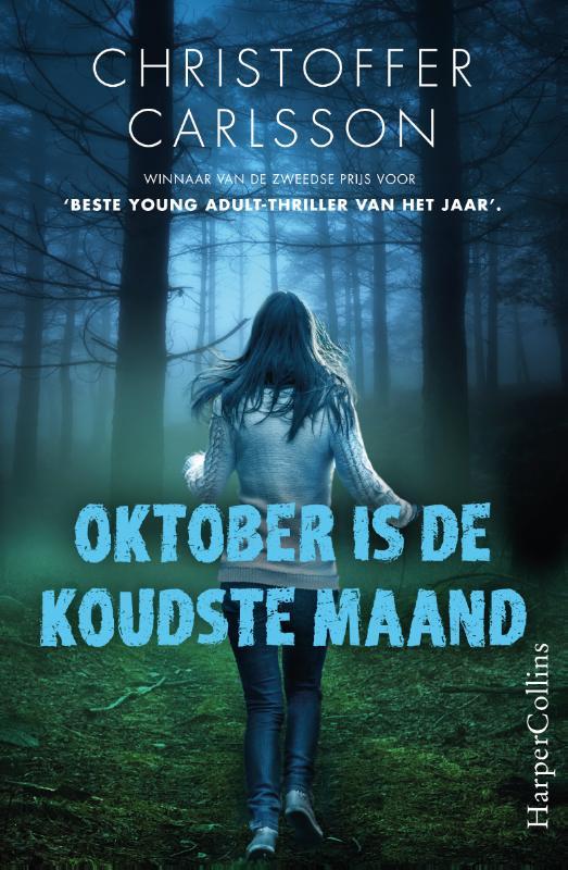 Oktober is de koudste maand voorkant