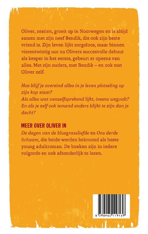 Oliver achterkant