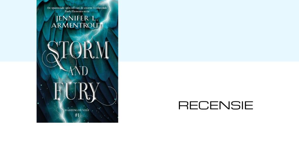Storm and fury recensie - sfeerfoto