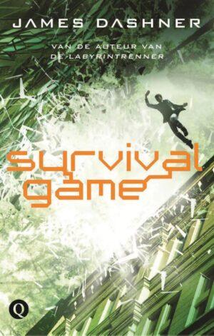 Survivalgame voorkant