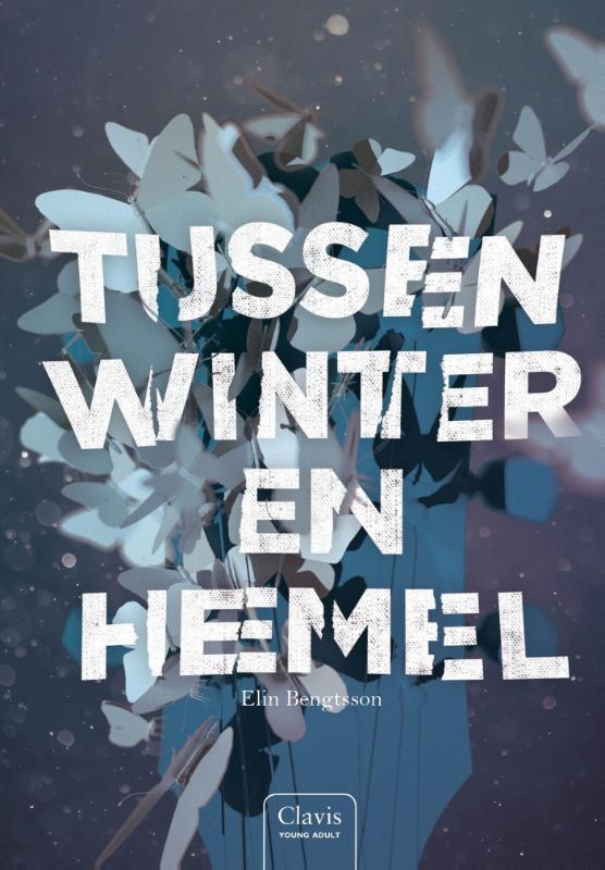 Tussen winter en hemel voorkant