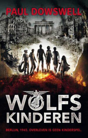 Wolfskinderen voorkant