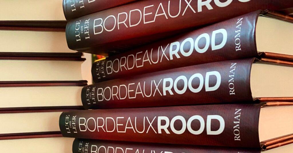 Bordeauxrood boeken