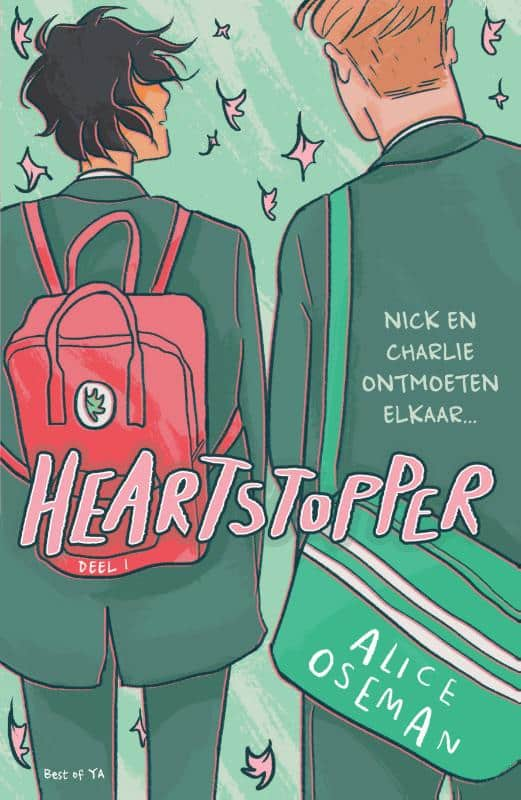 Heartstopper voorkant