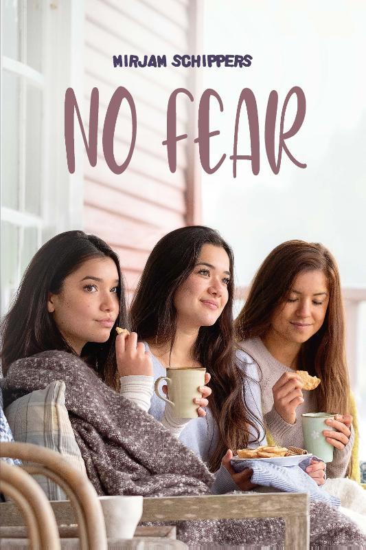 No fear voorkant