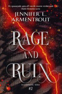 Rage and ruin voorkant