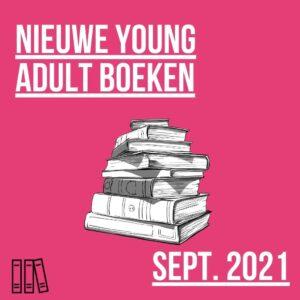 nieuwe young adult boeken SEPTEMBER
