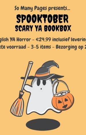 Spooktober English YA Bookbox!